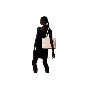 Michael Kors Bags - Michael Kors Maddie Medium Crossgrain Leather Tote 4952dcbaf98a3
